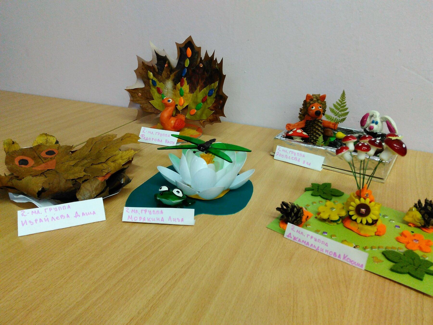 Конкурсы и выставки для родителей в детском саду 60